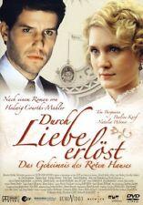 % DVD * DURCH LIEBE ERLÖST - Das Geheimnis des Roten Hauses # NEU OVP