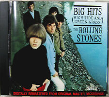 ROLLING STONES CD Big Hits (High Tide And Green Grass) Orig. GERMAN ABKCO London