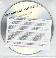(EG53) Goldheart Assembly, So Long St Christopher - 2009 DJ CD