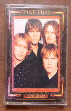 Nobody Else by Take That (Cassette, 1995; Arista)
