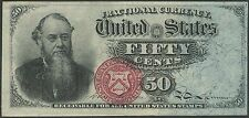 Fr1376 Xf+ 50¢ Fractional Currency Br9325