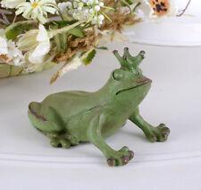 Flaschenöffner Froschkönig Gusseisen Froschfigur Kapselheber Antik