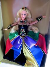 NIB BARBIE DOLL 1997 MIDNIGHT PRINCESS THE WINTER PRINCESS COLLECTION BLONDE