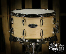 Pearl Modern Utility Snare Drum 8x14 Satin Natural