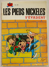Les Pieds Nickeles S'évadent PELLOS éd SPE rééd