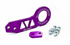 BLACKWORKS BWR REAR TOW HOOK PURPLE FOR HONDA CIVIC ACURA INTEGRA EG EK DC