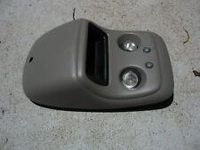 1999-2002 Chevy Silverado Sierra Truck Mini Overhead Console Dark Gray