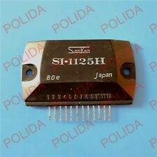 1PCS Audio Output MODULE IC SANKEN SIP-12 SI-1125H SI-1125H4 100% Genuine