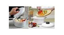 Microwave Presure Cooker Steamer Rice Pasta Veg Soup Cooking Pot New