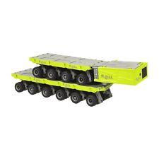 """NZG Scheuerle SPMT Set """"Roll"""" Modultransporter  Art.5406  1:50"""