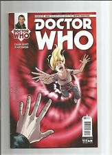 DR WHO: NEW ADVENTURES OF 9TH DOCTOR # 2 Great 1 in 10 variant by Blair Shedo NM