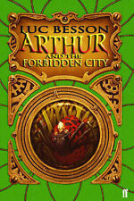 Arthur and the Forbidden City, Luc Besson, New Book
