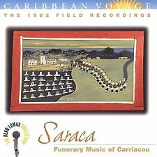 Caribbean Voyage Saraca Funerary Music of Carriacou Alan Lomax new CD free