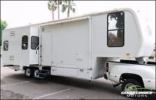 2003 ALFA SUN 33' FIFTH WHEEL RV - 3 SLIDE OUTS - SLEEPS 4 - TOP OF THE LINE