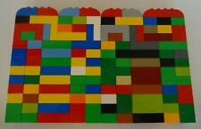 Over 120 x LEGO DUPLO BRICKS (1kg) - Ideal 4 House, Farm, Zoo, Police Sets