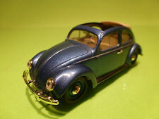 VITESSE 1:43 VW VOLKSWAGEN KAFER BEETLE - OVAL WINDOW - RARE SELTEN - GOOD