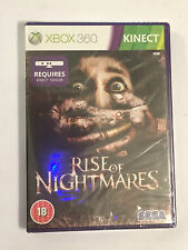 NEW XBOX 360 KINECT GAME RISE OF NIGHTMARES PAL BRAND NEW
