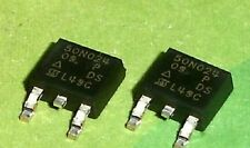 10 PCS SUD50N024-09P TO-252 50N024 N-Channel 22-V 175C MOSFET