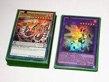 Yu-Gi-Oh! Metalfoes core deck + new sleeves