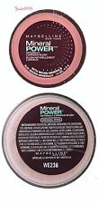 MAYBELLINE Mineral Power Naturally Luminous Blush # ORIGINAL ROSE II