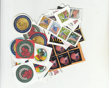 53 Forever Stamps - Uncancelled USA Postage - on paper