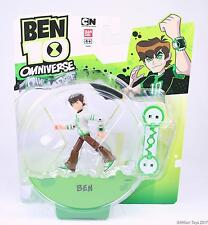 BEN 10 Omniverse BEN TENNYSON 16 years old 10cm action figure toy Bandai - NEW!