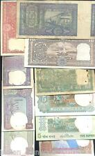 Collect India Old Notes of 100 + 10 + 5 ( 4 DEER) + 5 + 2 + 2 + 1 + 1+1=10 Notes