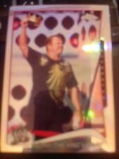 """2014 Topps WWE Chrome #24 Jerry """"The King"""" Lawler REFRACTOR Mint"""