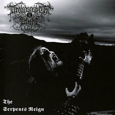 Drowning The Light ‎– The Serpents Reign CD Australian Black Metal Blackmetal