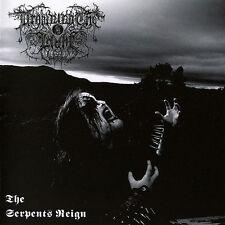 Drowning The Light – The Serpents Reign CD Australian Black Metal Blackmetal