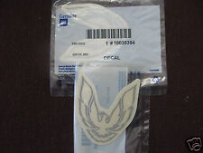 NOS 82-92 Trans Am Firebird Formula GREY sail decal GM # 10035394