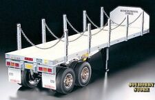 Tamiya 56306 1/14 Flatbed Semi-Trailer 1:14 Tractor Trucks
