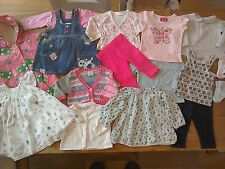 Girls Clothes Bundle 3-6 Months, Next, Miniclub, LittleWhiteCompany, Dress, Rain