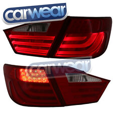 TOYOTA AURION AT-X SPORTS 12-14 Sportivo RED LED TAIL LIGHT BMW LIGHT BAR STYLE