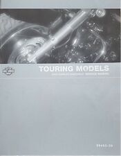 2006 Harley Touring Electra Glide, Classic, Ultra Factory Repair Service Manual