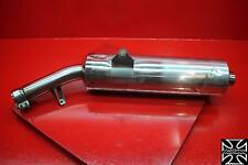 07 SUZUKI BANDIT 1250 EXHAUST PIPE MUFFLER SLIP ON CAN SILENCER