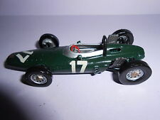 BRM V-8  #17  FRANKLIN MINT 1/43 SCALE PEWTER RACE CAR