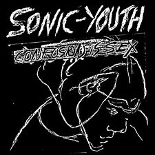 SONIC YOUTH - CONFUSION IS SEX   VINYL LP NEU
