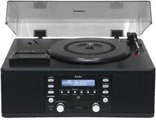 TEAC LP-R500 ESTÉREO COMPACTO CD TOCADISCOS RADIO CASETE GARANTÍA OFICIAL