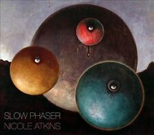 Slow Phaser [Digipak] * by Nicole Atkins (CD, Feb-2014, Relativity (Label))
