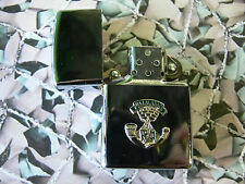 Army Military Regimental Lighter With Somerset Light Infantry On Front LI