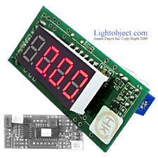 Miniature Red LED DC 20V Digital Volt V Meter Module