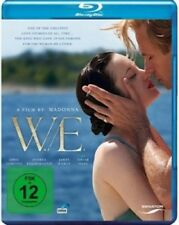 MADONNA - W.E. (ABBIE CORNISH/ANDREA RISEBOROUGH/ORSOLYA TOTH/+) BLU-RAY NEU
