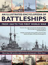 An Illustrated Encyclopedia of Battleships from 1860 to the First-ExLibrary