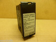 OMRON C200H-MR831 MEMORY UNIT 16KB NOS