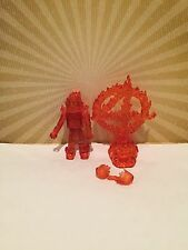 Marvel Minimates TRU Series 15 Nova Flame Human Torch Cheap Worldwide Shipping