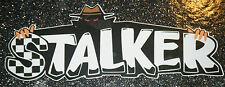 CHRIS WALKER STALKER SUPERBIKE VINYL STICKER DECAL FREE POSTAGE!