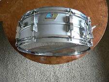 Ludwig Acrolite Snare Drum very nice condition---late 70s