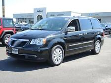 Chrysler : Town & Country Limited Plat