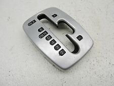 MK4 VW GLI SHIFTER AUTOMATIC TIPTRONIC SHIFT SHIFTER GUIDE ALUMINUM COVER -522
